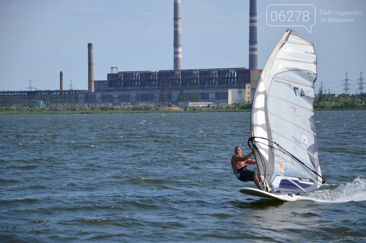 Кураховское водохранилище: как развлечься летом?, фото-1