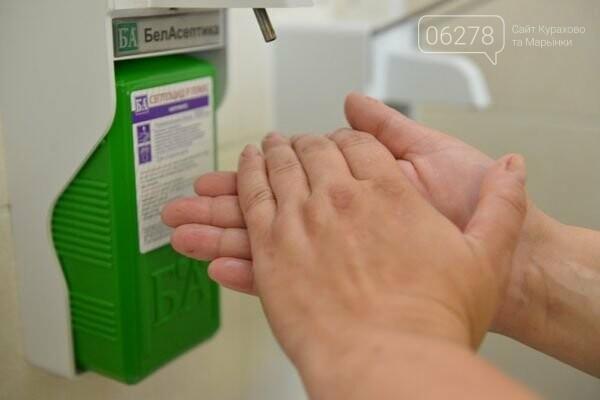 В Марьинском районе установят установят автоматы с антисептиком!, фото-1
