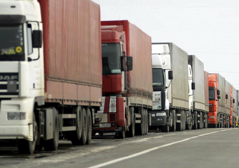 Запрет на въезд в Донецкую и Луганскую область грузовым машинам!, фото-1