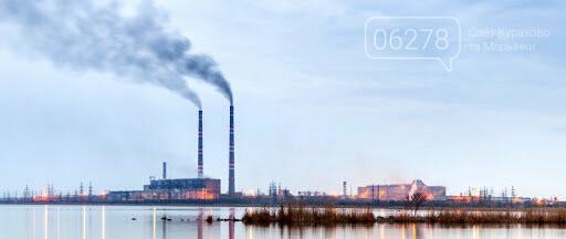 В рейтинге самых загрязнённых предприятий Украины попала Кураховская ТЭС!, фото-1