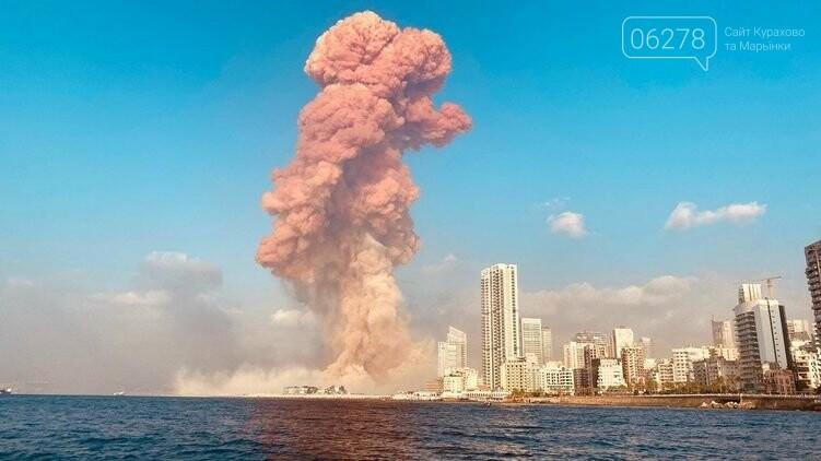 Взрыв в Бейруте!Трагедия для всех!, фото-1