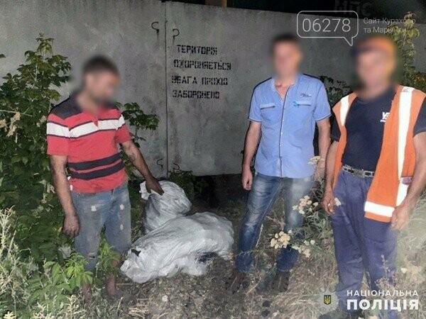 В Покровске был задержан преступник!, фото-1