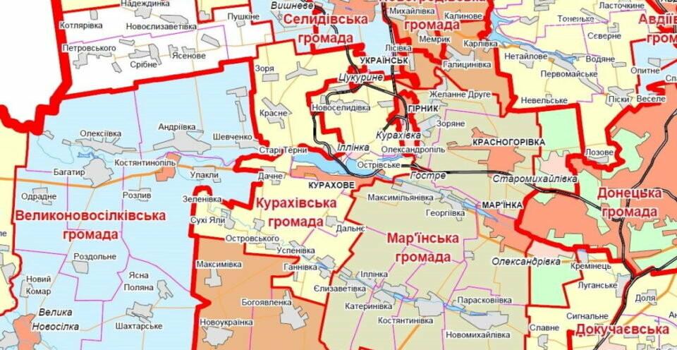 Город Курахово станет административным центром!, фото-1