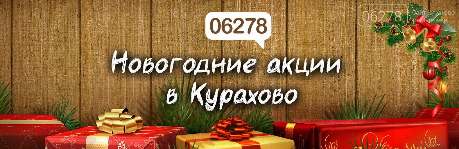 Новогодние акции