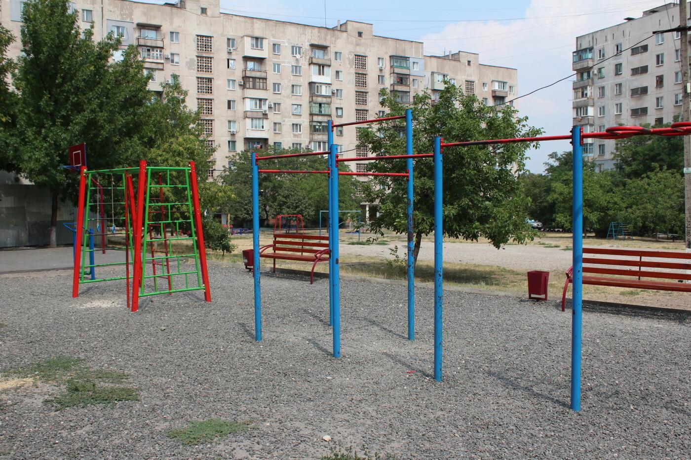 Наши дети – наше будущее. Обустройство детских и спортивных площадок в вашем городе, фото-8